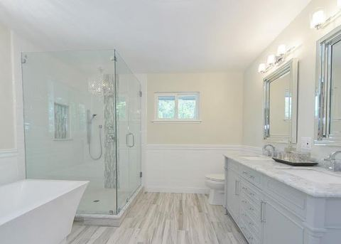 Maverick Ct Master full master bath after pic 1