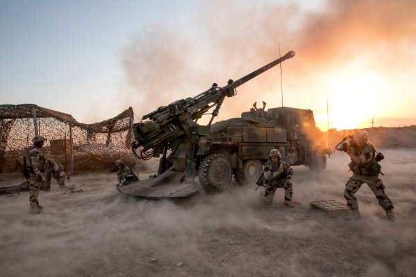 Iraq Says French Troops Have Left The Country
