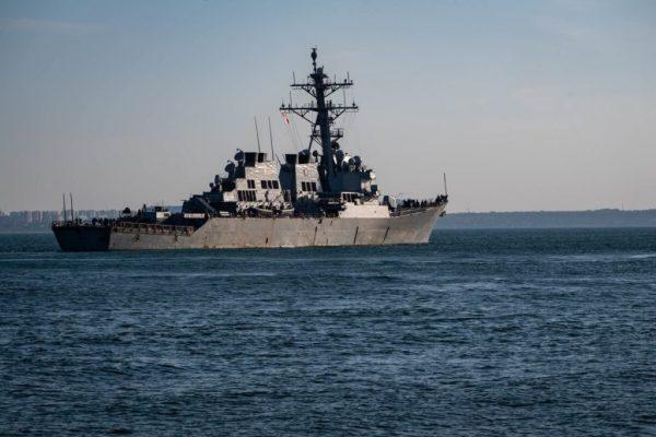USA vylepšujú ukrajinské prístavy, aby sa zmestili do vojnových lodí NATO