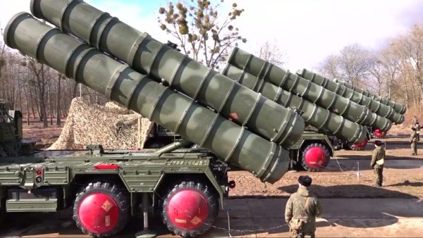 U.S. Senate To Vote On Whether To Purchase Russia's S-400 Missile Defense System From Turkey