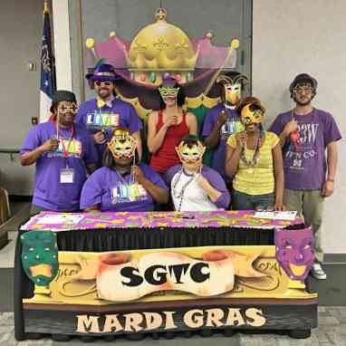 SGTC has a wide variety of student activities!