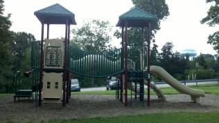 main play area, back side