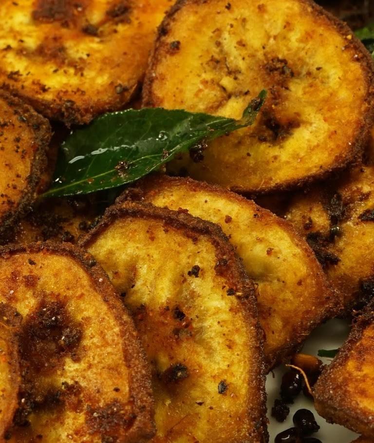 Banana Fry Recipe