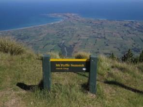 Mt fyffe summit