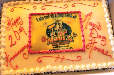 Maui's Dog House in North Wildwood Celebrates 20th Anniversary