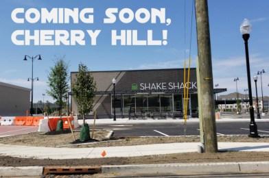 Shake Shack in Cherry Hill