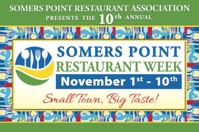 Somers Point 10th Annual Restaurant Week