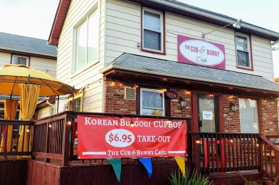 Authentic Korean Dishes Now Available at The Cub & Bunny Cafe in Cherry Hill