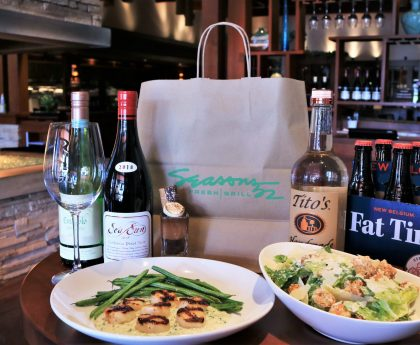 Seasons 52 Family Style Meal To Go