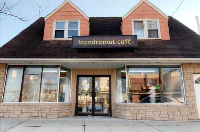 Main Street Laundromat Cafe Opens This Saturday