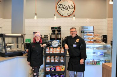 A Look at Rich's Micro Roast Coffee in Moorestown