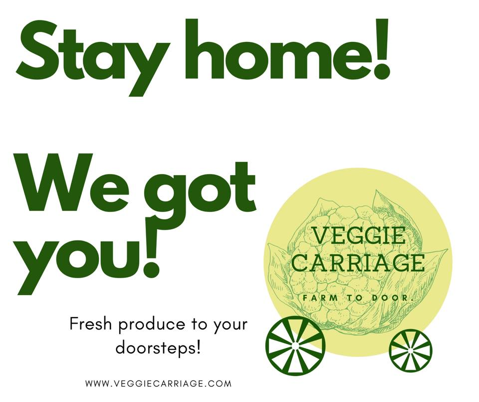 Veggie Carriage Wholesale Produce Delivery in South Jersey
