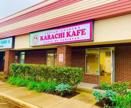 Karachi Kafe