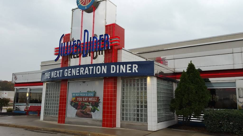 Silver Diner Cherry Hill