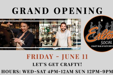 Erlton Social in Cherry Hill Announces Opening Date