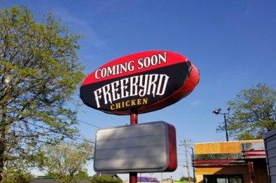 Freebyrd Chicken Set to Open Drive Thru Location in Stratford in July