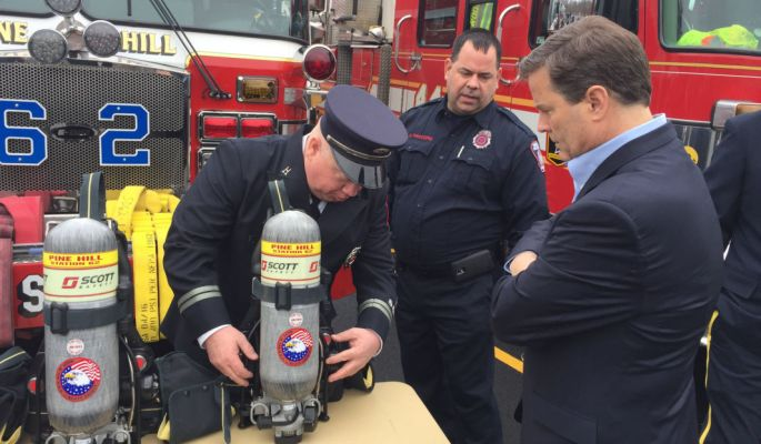 $1 2 Million FEMA Assistance to Firefighters Grant Awarded