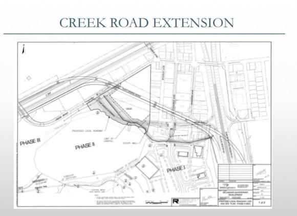 Creek Road Extension