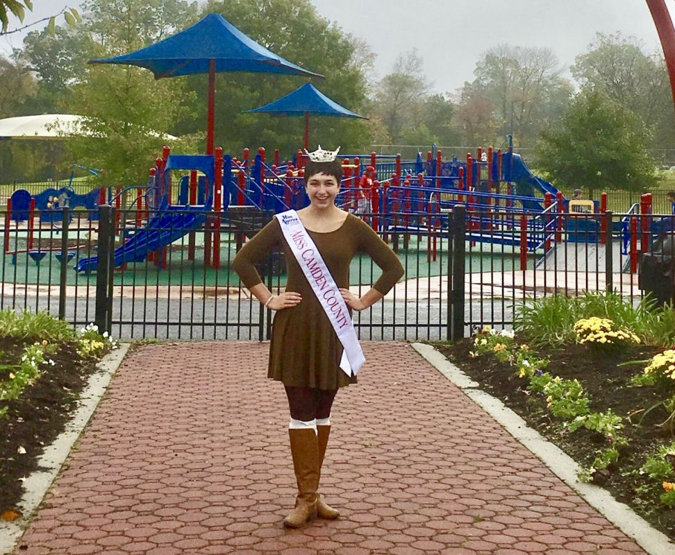 Miss Camden County Getting Rid of Inflammatory Bowel Disease's Stinky Stigma