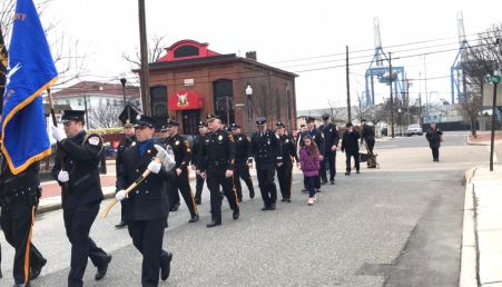 Gloucester City's First Responders Appreciation