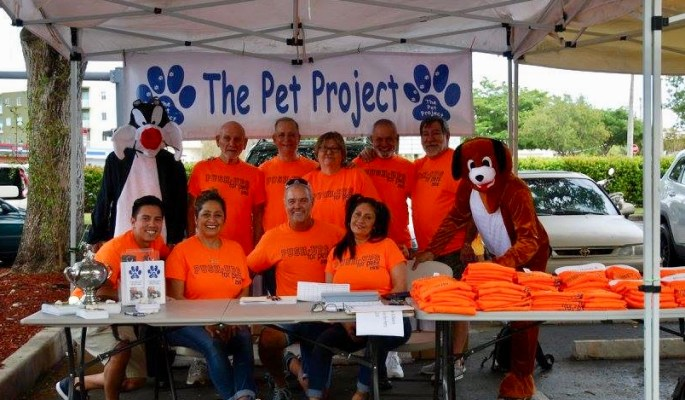 Pet Project for Pets