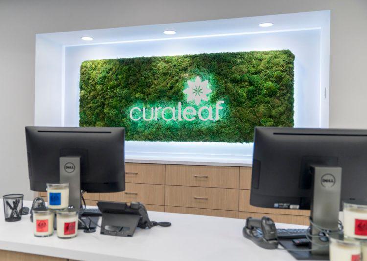 Curaleaf's Bellmawr Dispenary is Largest Medical Cannabis