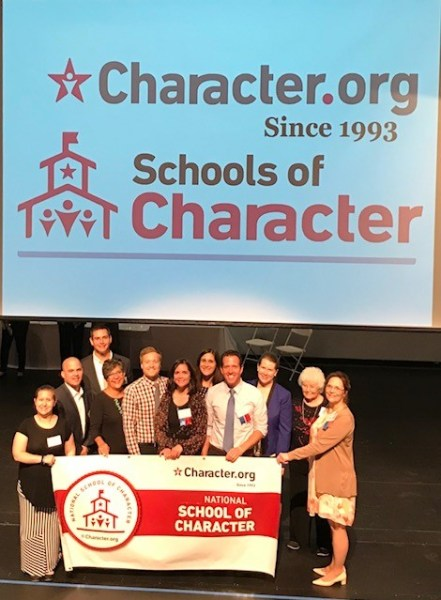 Bell Oaks School of Character