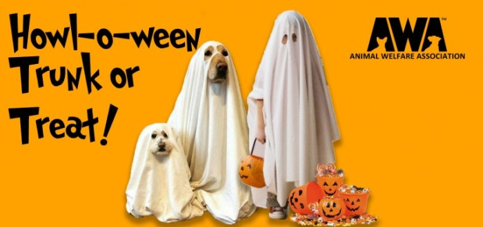 AWA Howl-o-ween Trunk or Treat