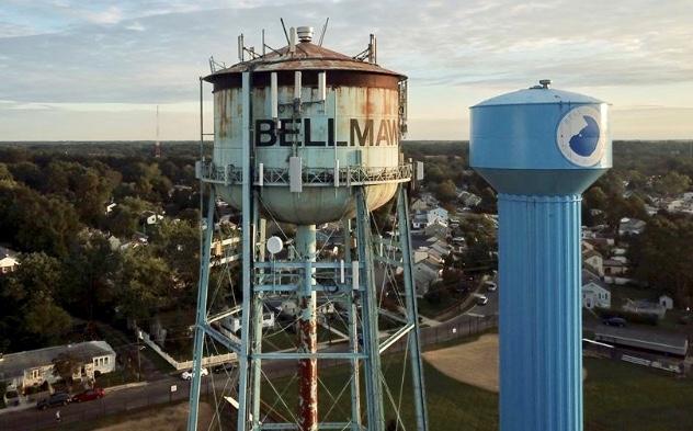 Public Hearing Set For April 25 Regarding $448K Bond Ordinance For Bellmawr's Water Utility System