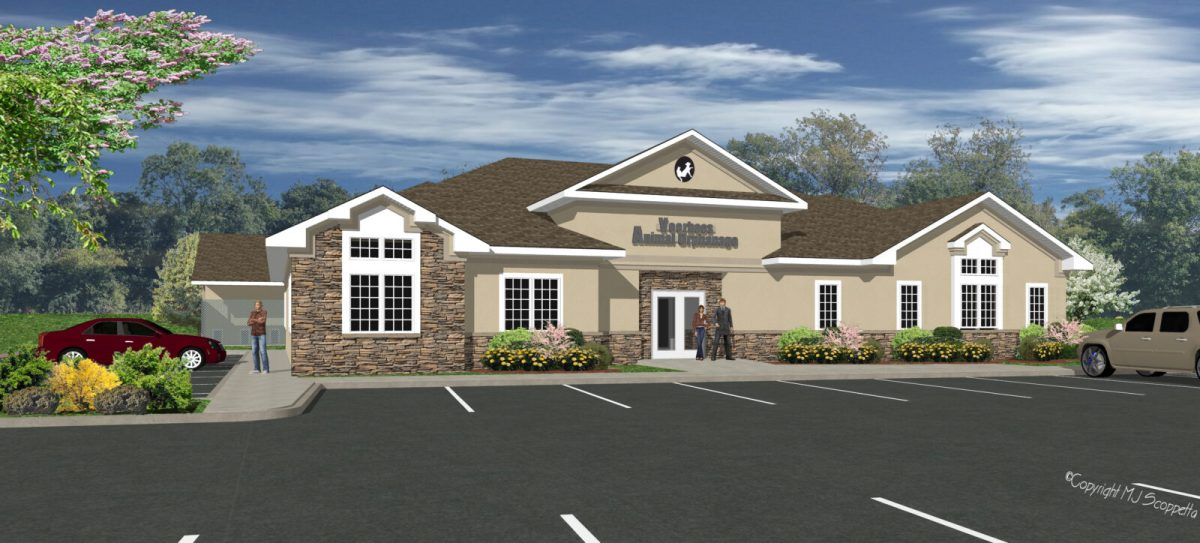 Construction Underway for Voorhees Animal Orphanage's New Facility