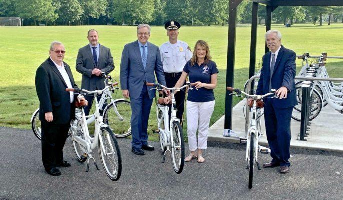 Washington Township Bike Share