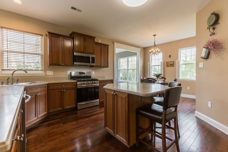Kitchen 414 Long Meadow Drive Mullica Hill NJ