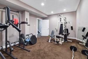 exercise room 20 Maple Glen Court, Swedesboro NJ 08085