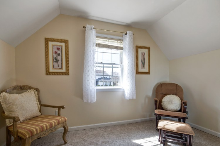 Master bedroom sitting room.
