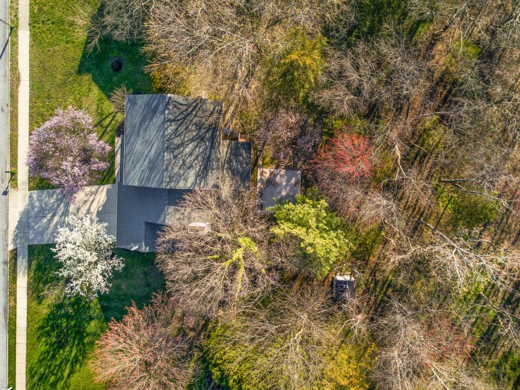 Aerial view of 49 Woodduck Drive