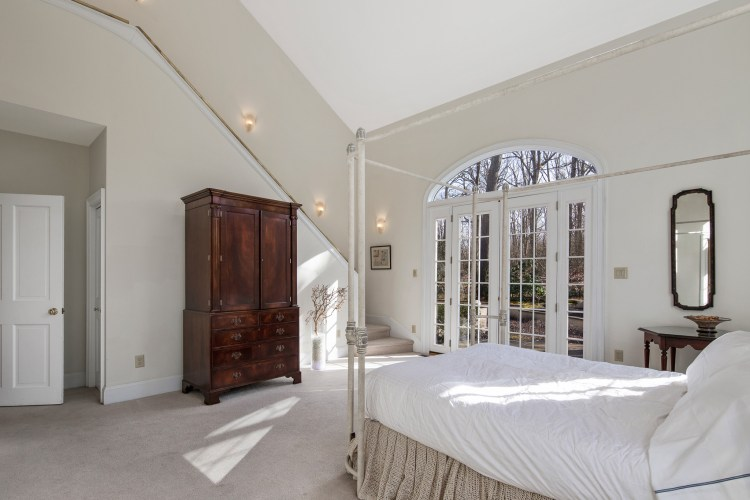 Two Story Master Suite