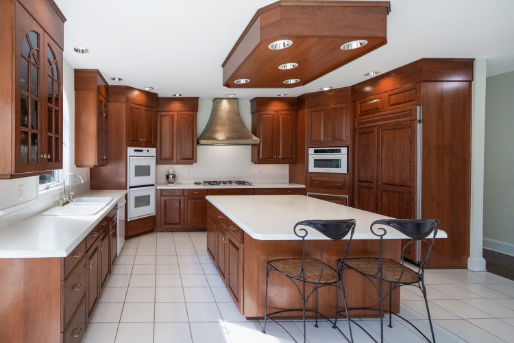 The kitchen at 5 Saint Johns Lane