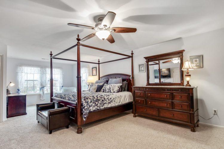 Master Bedroom 611 Sweetgum Lane Deptford
