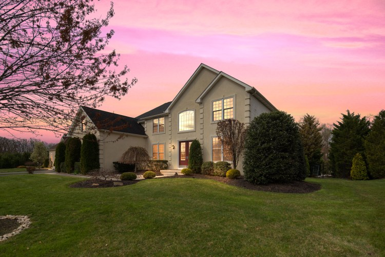 119 Juniper Drive at Twilight