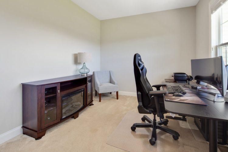 home office of 4 Palomino Circle
