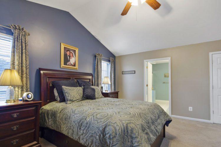Master Bedroom Suite at 949 Twelve Oak