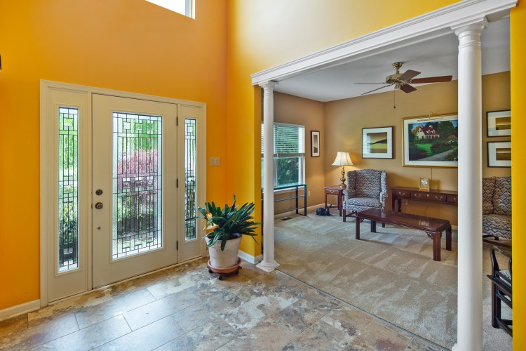 Foyer of 159 Alyssa Drive Mount Royal