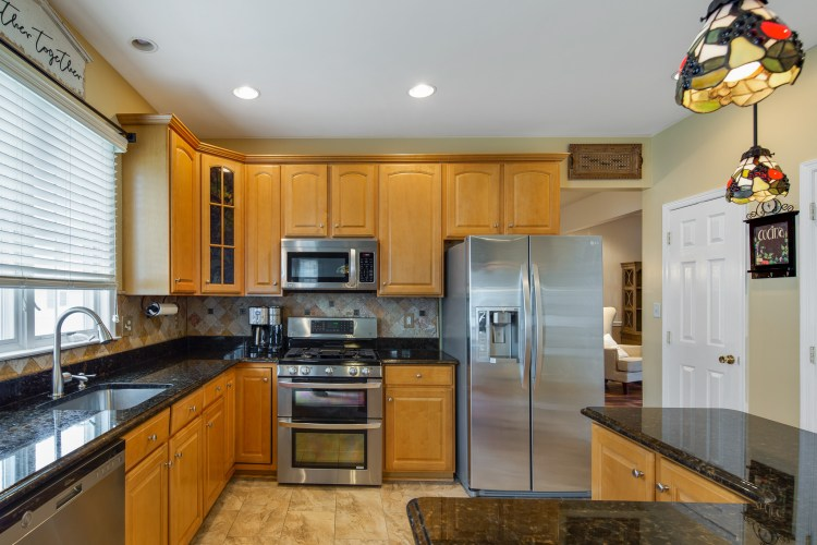 Kitchen at 21 Honeysuckle Drive Sewell