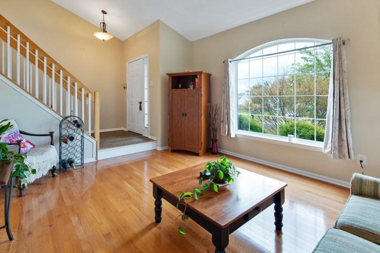 Living Room at 320 Alfred Avenue Glassboro