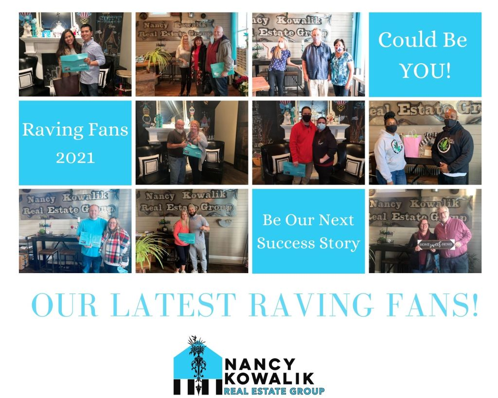 Our Raving Fans