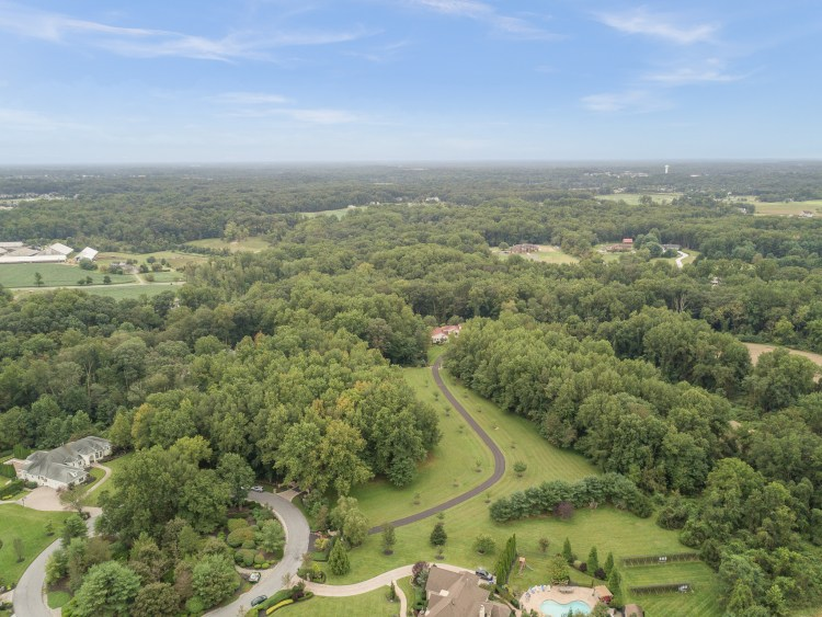 529 Shadowbrook Trail Sewell aerial photo
