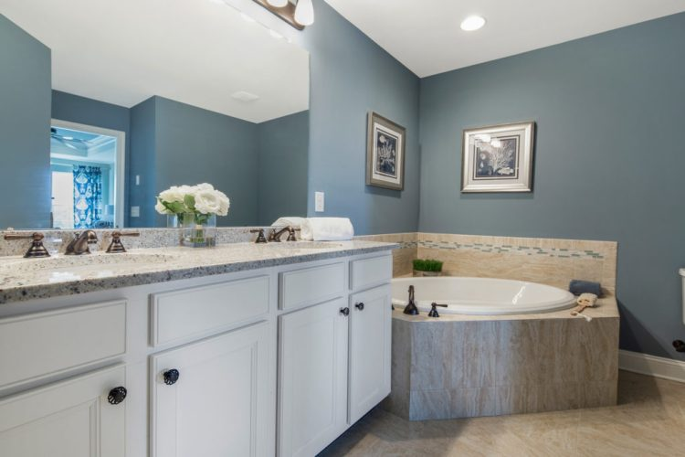 Downsize to Luxury at Lexington Mews Master bathroom