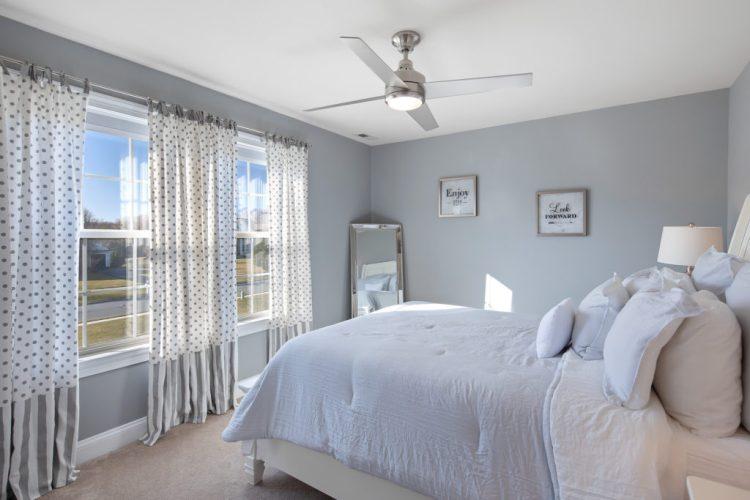 9 Chestnut Court Bedroom