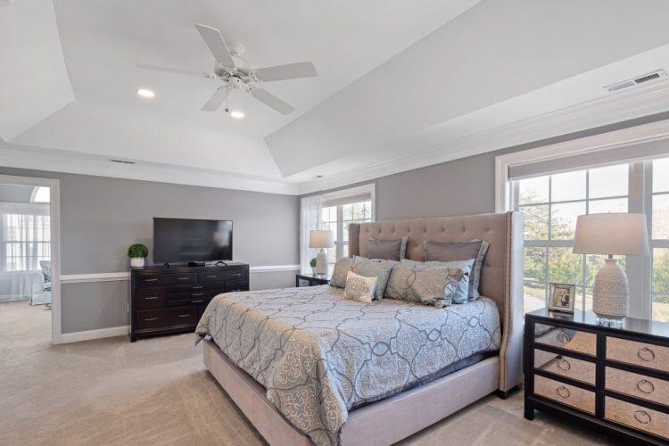 9 Chestnut Court Master Bedroom