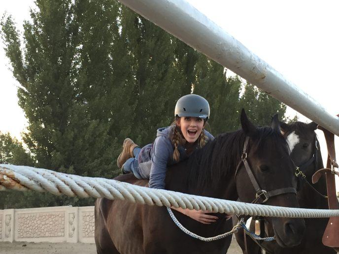 girl horse1